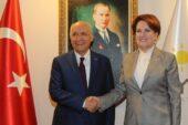 Başkan Yaşar, Meral Akşener'i ziyaret etti