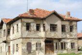 Akyurt'ta Tarihi Ankara Evi Restorasyon Bekliyor