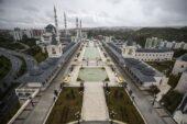 Kuzey Yıldızı Camii Açıldı