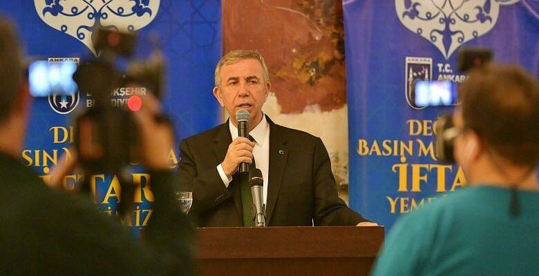 Mansur Yavaş'tan İddia: Önce İstanbul'u halledelim sonra…