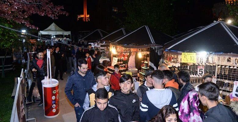 Ramazan Şenliklerine Pursaklar Halkı'ndan Yoğun İlgi
