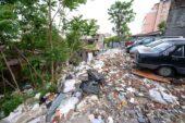 Tarihi Bölgeden 350 ton Atık Toplandı
