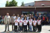 Çubuk'ta 20 bin 277 Öğrenci Karne Aldı