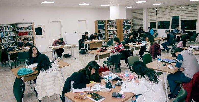 Çankaya'da 7/24 Kütüphane Sayısı 3'e Çıktı
