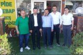 Başkan Ertuğrul Çetin'den Esnaf Ziyareti