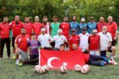 Milli Takım Çankaya'da Hazırlanıyor