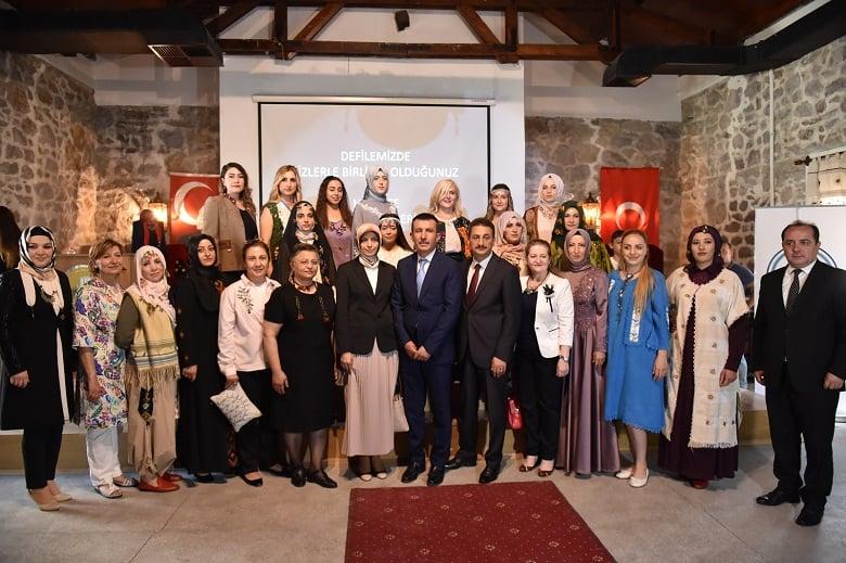 Altındağ'da rengarenk yıl sonu