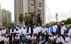Çankaya'da Afrika Birliği İçin 35 Ağaç
