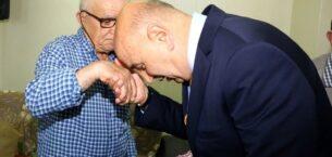 Altınok'tan Babalar Günü'nde Huzurevi Ziyareti
