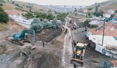 Büyükşehir Belediyesi Yaraları Sarıyor