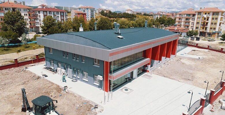 Çubuk Yeni İtfaiye Binasına Kavuşuyor