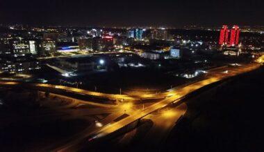 Bilkent Bulvarı Işıl Işıl