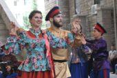 Mamak'ta Türk-Rus Kültür Yılı Konseri