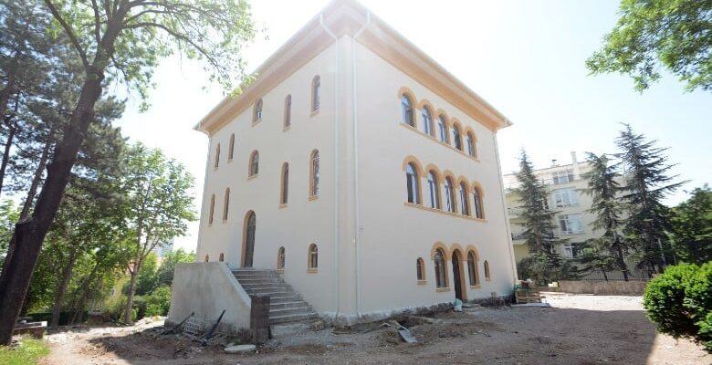 Bosna-Hersek Büyükelçilik Binası Yenileniyor