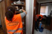 Yenimahalle'de Evlere Bayram Temizliği