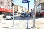 Ankara'da Zarar Gören Tabelalar Yenileniyor