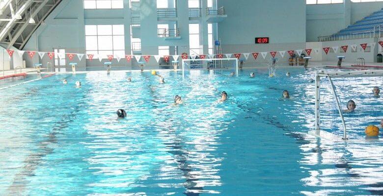 Keçiören'de Yüzme Havuzları Yaza Hazır