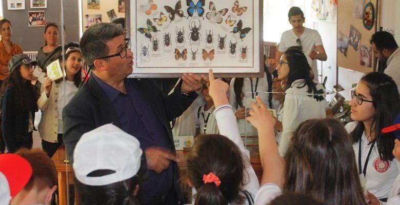 Başkentli Çocuklar Böcek Korkusunu Yeniyor