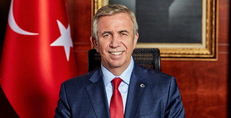 Başkan Mansur Yavaş'tan Yeni Yıl Mesajı