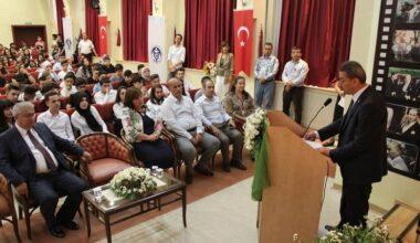 Altındağ Kaymakamı Karaömeroğlu Karne Törenine Katıldı