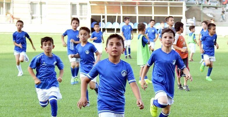 Altındağ Futbol Okulu'nda Kayıtlar Başladı