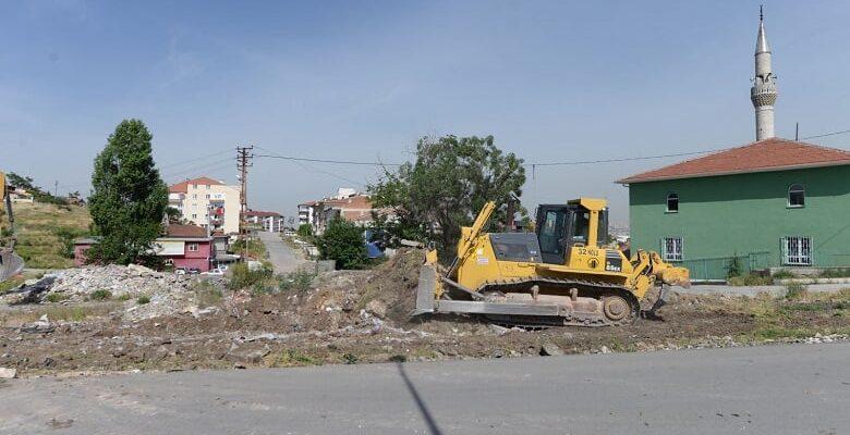 Altındağ'da dev temizlik