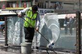 Büyükşehir'de Bayram Temizliği