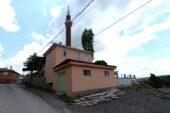 Altındağ'da Camilere Engelli Rampası