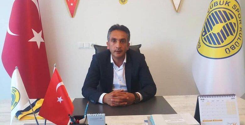 Çubukspor Başkanı Kılıç'tan Çubukspor'a sahip çıkma çağrısı