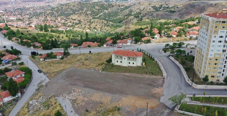 Altındağ'da iki mahalleye ortak pazar