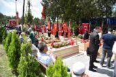 Altındağ'da 251 Şehide 251 Fidan