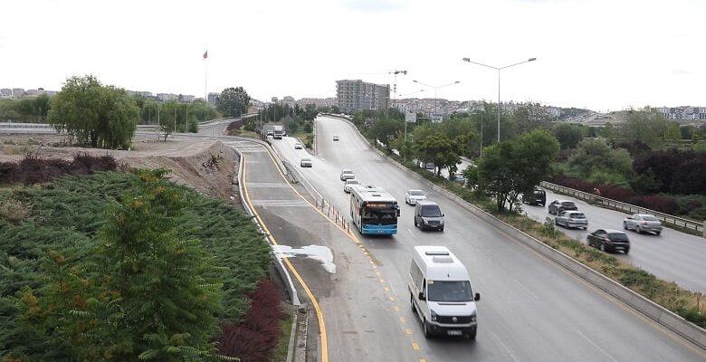 İstanbul Yolu-Ayaş Bağlantı Kavşağı Hizmete Girdi