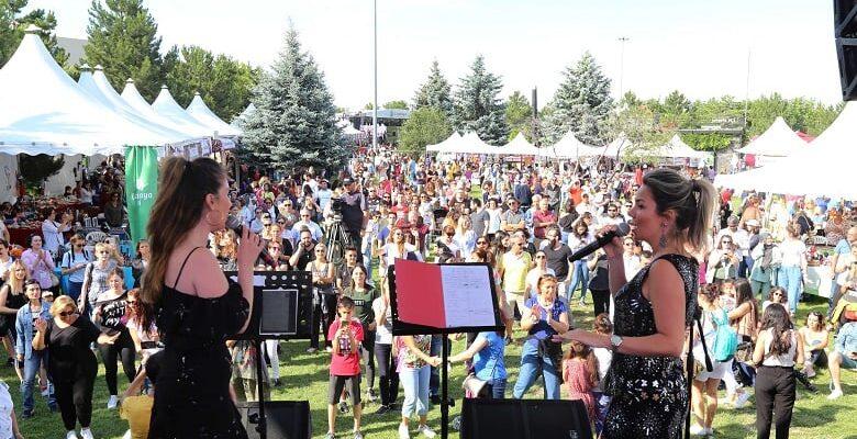 Kadın Emeği Festivali Ankaralıları Buluşturdu