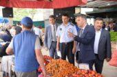 Pursaklar'da Aracısız Komisyonsuz Köylü Pazarı