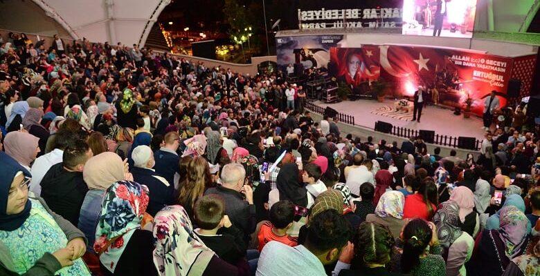 Pursaklar'da 15 Temmuz Şehitleri Dualarla Anıldı
