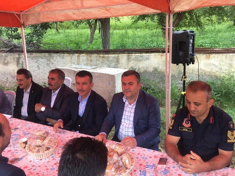 Şehit Polis Kayadibi için mevlit okutuldu