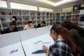 Yenimahalle Kütüphanelerine Yoğun İlgi