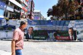 Kızılay'ın Ünlü Cadde ve Sokaklarına Makyaj