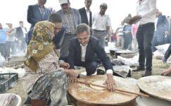 Mamak Belediyesi'nden lezzetli festival