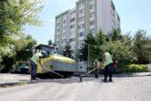 Çankaya'da Asfalt Çalışmaları Hız Kesmiyor