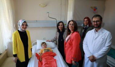 Akyurt Belediyesi 156 Çocuğu Sünnet Ettirdi