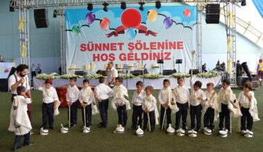 Büyükşehir'den 2 Bin 19 Çocuğa Sünnet Şöleni