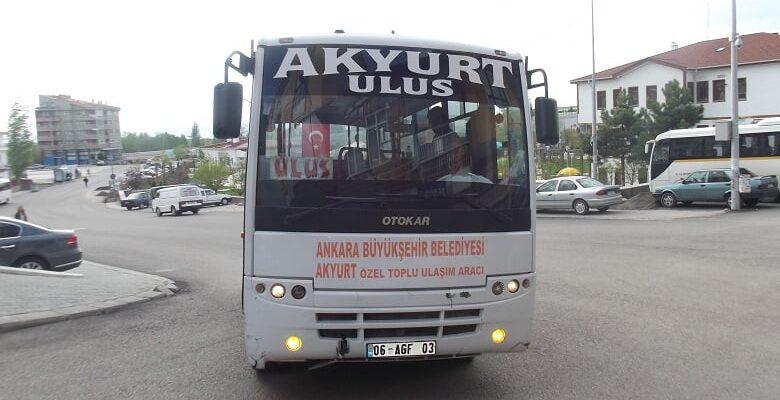 Özel Otobüslerde Ankarakart Dönemi Başlıyor