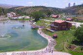 Ankara'nın İlk Millet Bahçesi… Ziyaretçi Akınına Uğruyor