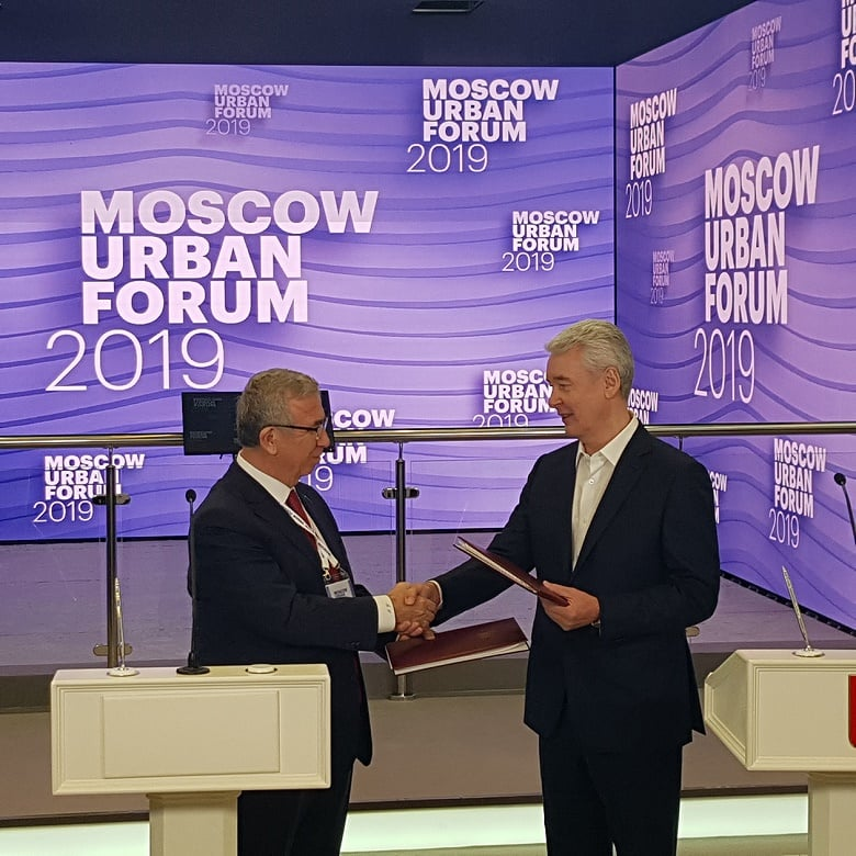 Başkan Yavaş Rusya'da