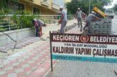 Keçiören'de Sokaklar Yenileniyor