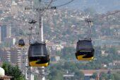Teleferikle Gökyüzünden Ankara'ya Bakış