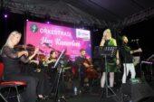 Çankaya'dan Barış Manço Şarkıları Yükseldi