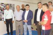 Kaymakam Sezer Ve Başkan Demirbaş Minik Sporcuları Ziyaret Etti