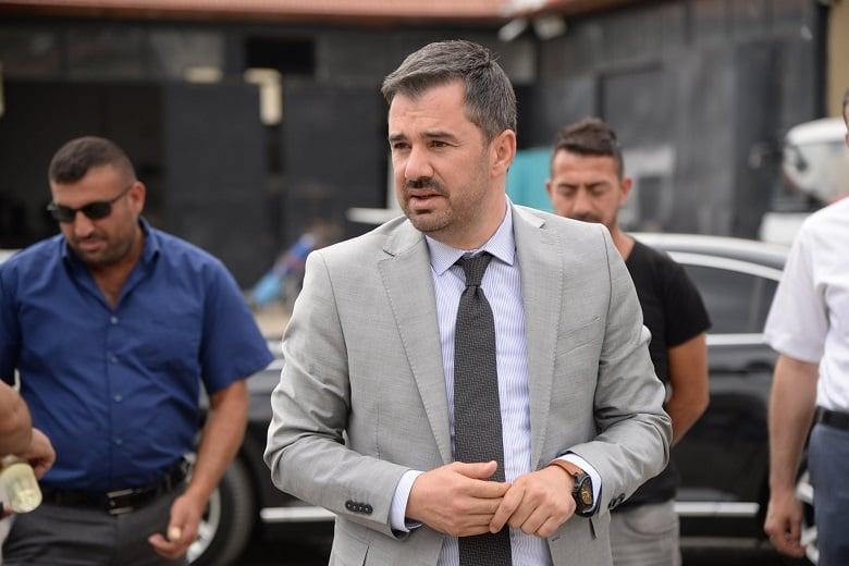 Çetin Belediye Personeli İle Bayramlaştı